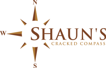 Shaun's Cracked Compass