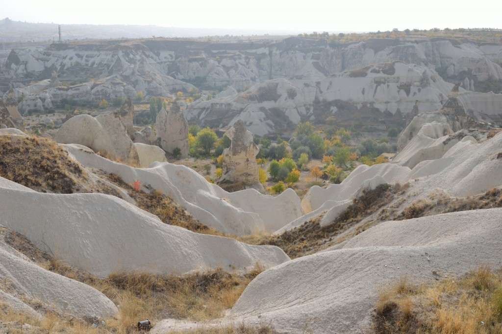 Panoramic view, Green tour of Cappadocia