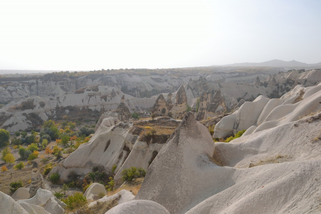 Eastern panoramic view, Green tour of cappadocia