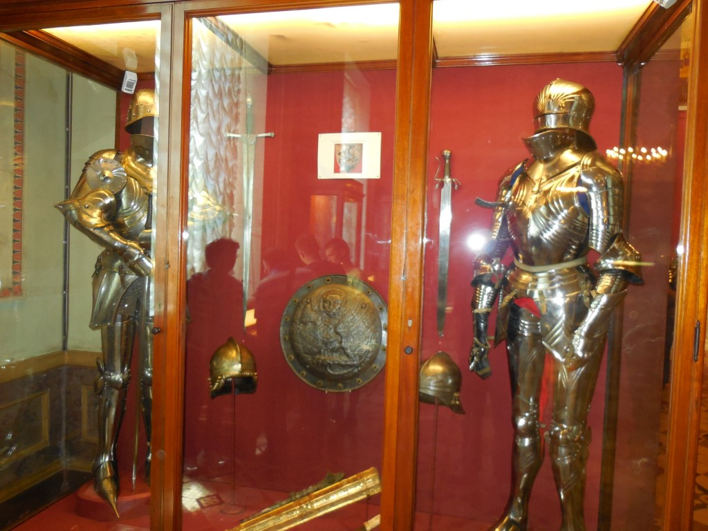 The State Hermitage Museum Arsenal amor