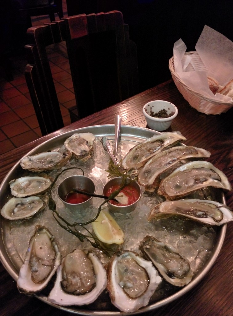 Boston Oysters