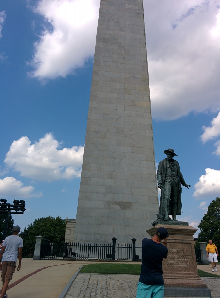 Bunker Hill Monument, Boston