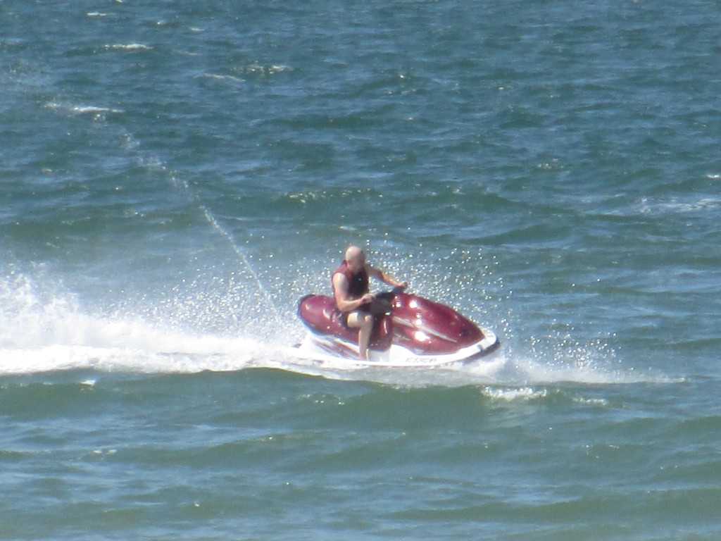 Nitro City Action Sports Resort Panama Jet Ski