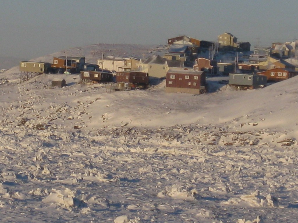 Iqaluit homes